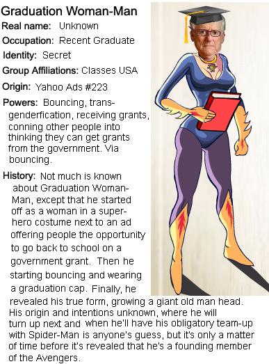 Graduation Woman-Man