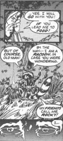 I... I'm glad you told me.  I was sure you were a hyper-evolved wolverine.