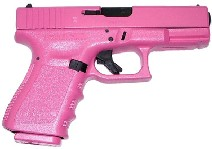 Hello Kitty Glock
